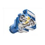 MOTOX-N Helical Worm Geared Motors
