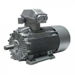 Low-voltage motors in non-explosive environments for standard and special applications