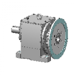 Helical gearboxes MTC..A